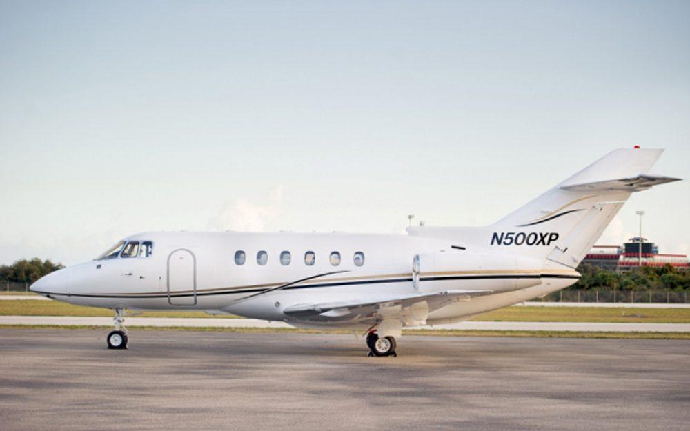 3 2000 Hawker 800XP SN 258455