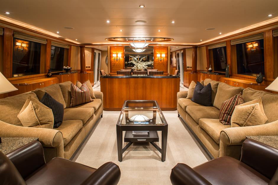 112' Westport MY WAY - Leader Luxury