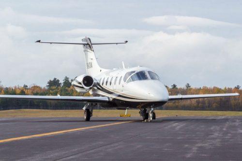 SEVENJET-1998-Beechjet-400A-SN-RK-197-Exterior