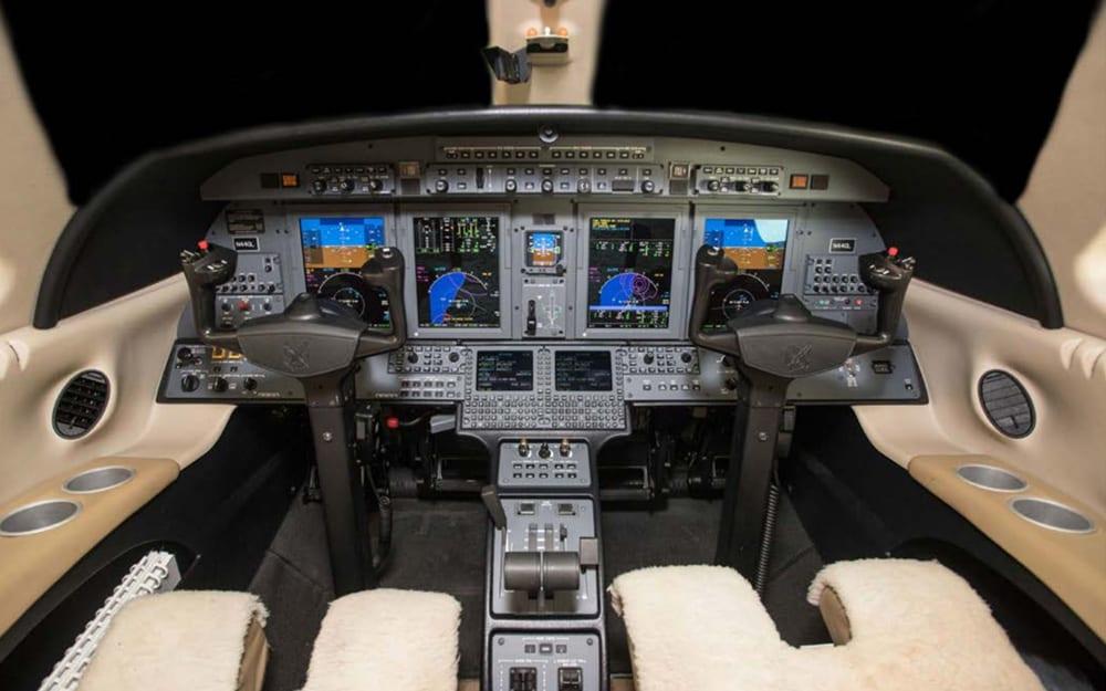 2011 Cessna Citation Cj4 S N 525c 0061 Leader Luxury