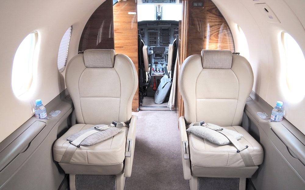 88K-2003-PILATUS-PC12-45-SN-522-Interior