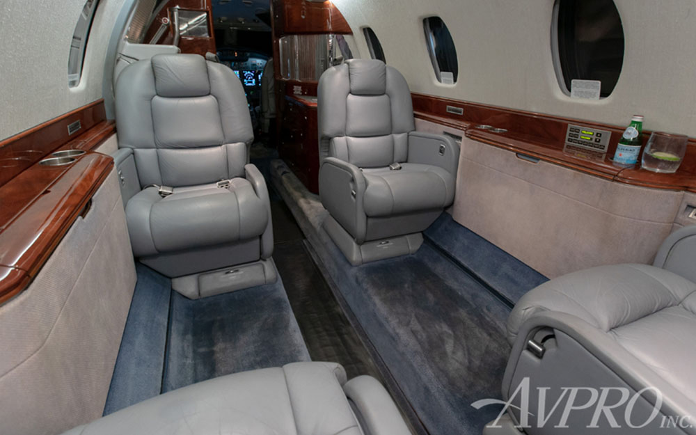 AVPRO-2001-CESSNA-CITATION-X-SN-750-161-Interior5