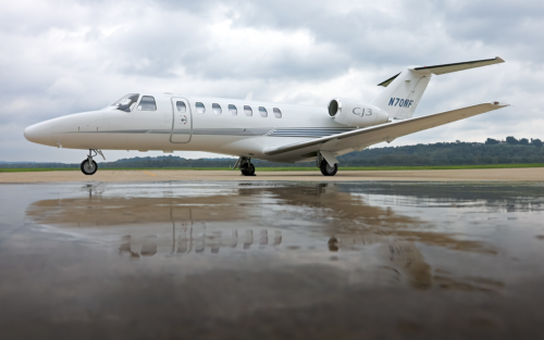 QS Partners 2008 CESSNA CITATION CJ3 S/N 525B-0276