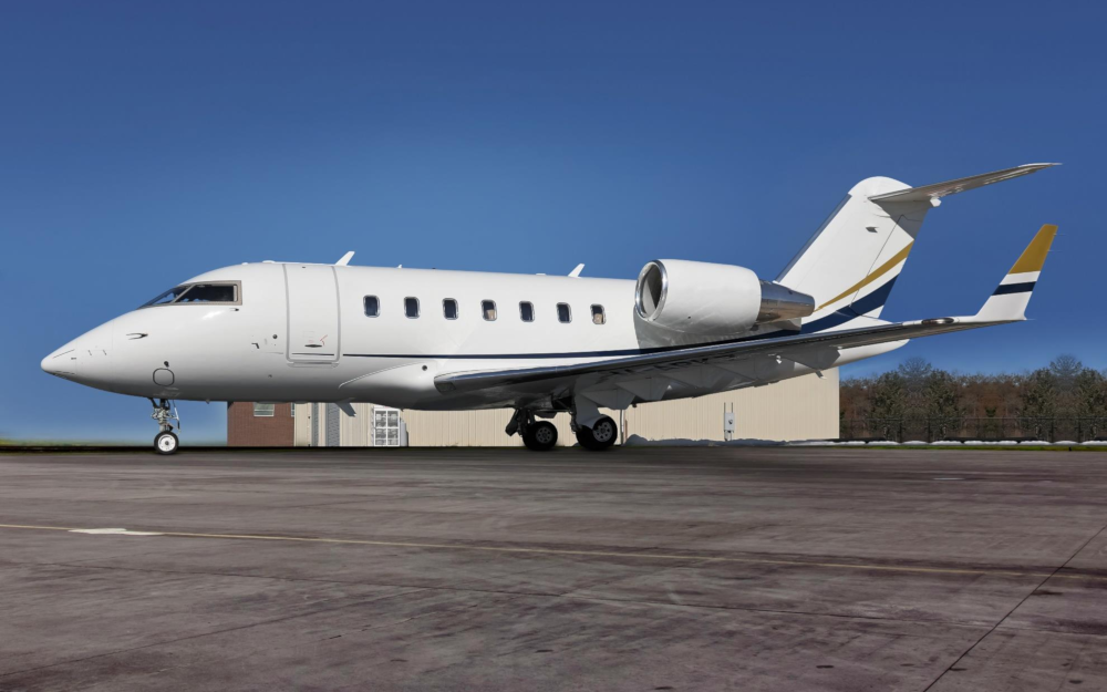 Empire-Aviation-2012 BOMBARDIER CHALLENGER 605 S/N 5879