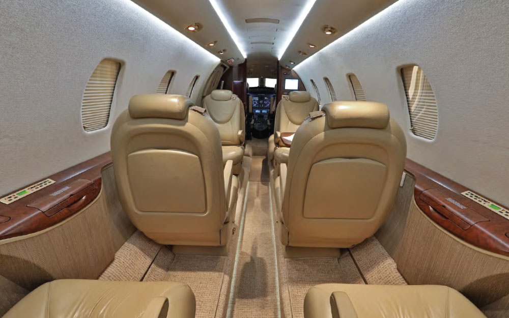 THERITCHIEGROUP-2011-CESSNA-CITATION-XLS+-SN-6090-Interior2