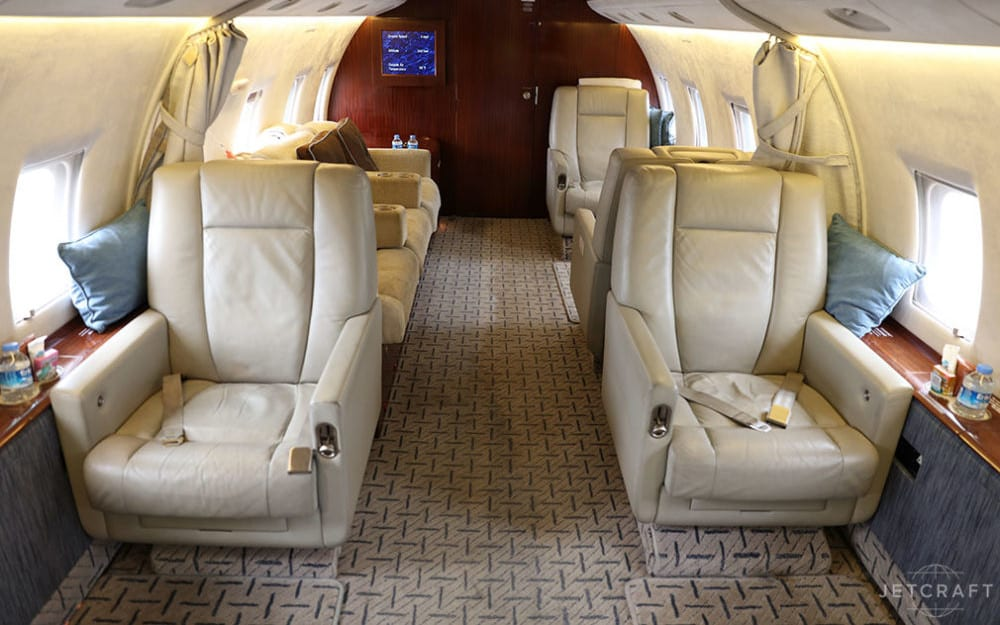 Jetcraft 2006 Bombardier Challenger 604 S/N 5611