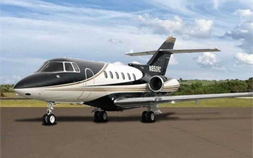Pro Aircraft Jet Sales 2006 HAWKER 850XP S/N 258784