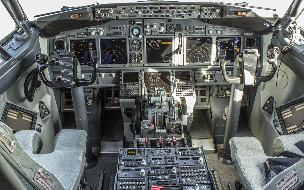 2001 Boeing BBJ S/N 32774