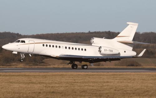 Comlux- 2010 Dassault Falcon 7X