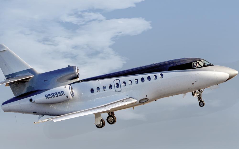 2001 Dassault Falcon 900C