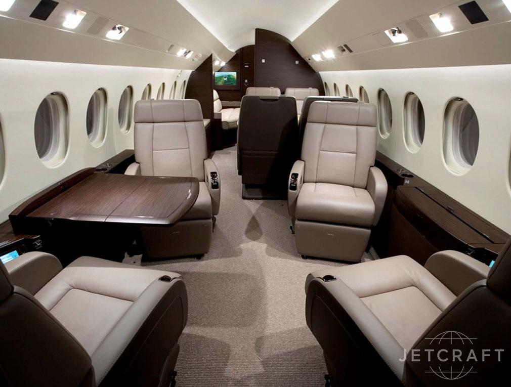 2013 Dassault Falcon 900LX S/N 270