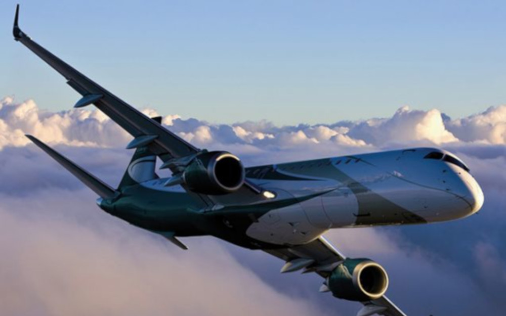 2012 Embraer - Lineage 1000