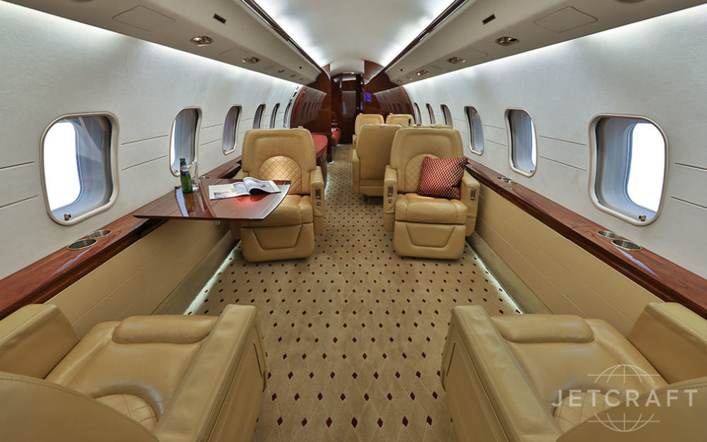 2003_Bombardier_Global_Express_