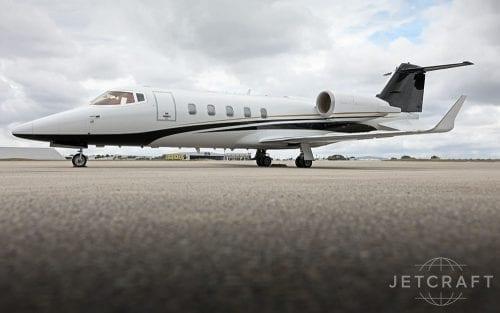 2008_Bombardier_Learjet_60XR_