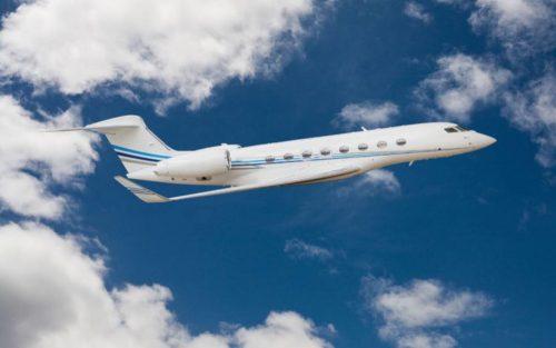 2015 Gulfstream G650ER SN 6134