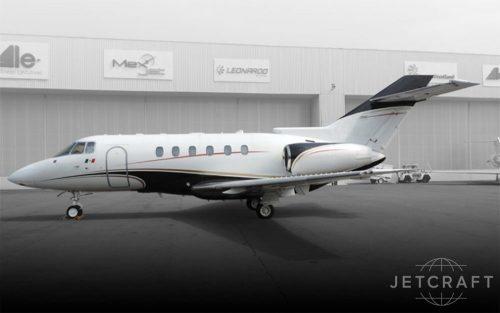2006-Beechcraft-Hawker-850XPI-sn-258767-1