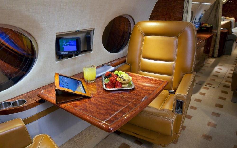 2007-Gulfstream-G550-sn-5145