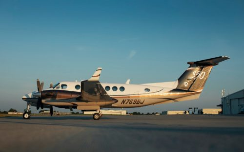 1997_King_Air_350_sn_FL-156