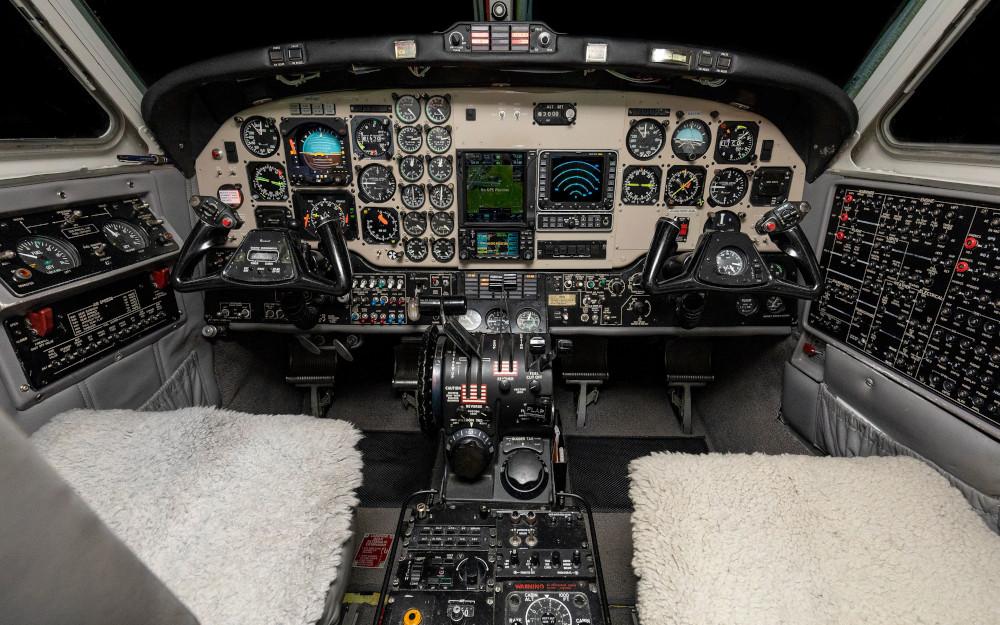 1981-king-air-f90-sn-la-145