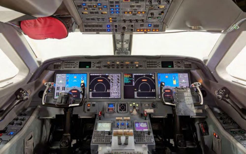 2009-gulfstream-g450-sn-4153